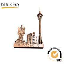 Magnet Frigo, Souvenir Touristique De Macao (Q09305)