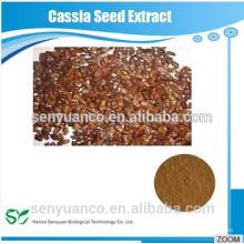 Fournir avec l'extrait de graines de cassia de qualité supérieure