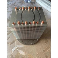 200-250 W Round Copper Heatsink For Led