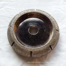 200 мм гальваническим алмазные мраморный истирательного колеса