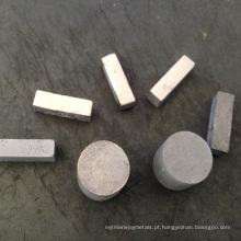 Resíduos resistentes ao desgaste sólido morrer de carboneto de tungstênio