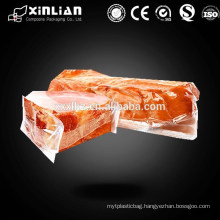 heat sealing food vacuum plastic bags for food packing