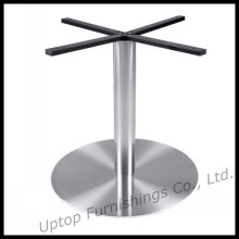 Strong Round Stainless Steel Restaurant Table Leg (SP-STL105)