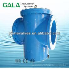 Filtro para cestas de agua DN500