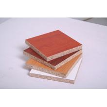 Qualidade Econômica Melamina Film laminado / Plain Partícula Board