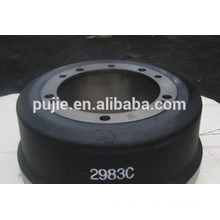 Truck brake drum 2983C