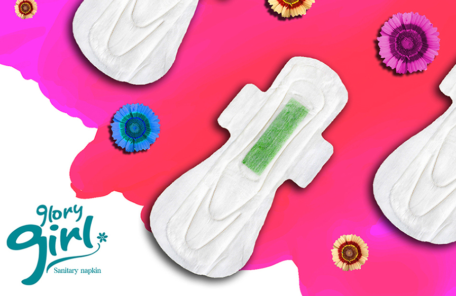 Natural Sanitary Napkins