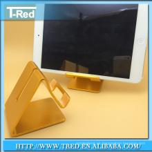 soporte de montaje de aluminio de la PC de la tableta de la tableta soporte del soporte en el coche
