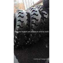 Pesado carregador pneumático 35-24,00 21,00-35 pneumático diagonal com melhor qualidade de pneus chineses