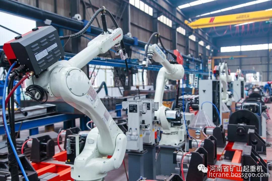 Robot welding1