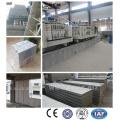 Máquina de painel de parede de concreto pré-moldado exterior automática