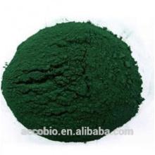 100% natürliches zertifiziertes organisches Spirulina-Extrakt-Puder oder Tabletten