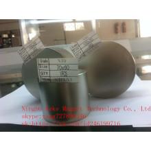 магнит неодимия сословия n35 D100X30mm D100X30mm