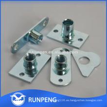 Fabricación de piezas mecánicas Sercices Componentes de la máquina