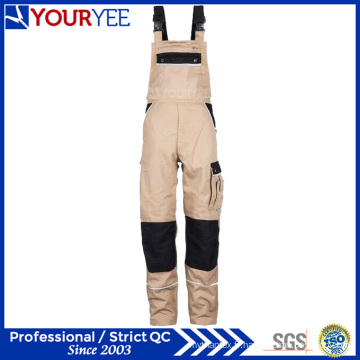 Cheap Durable Fire Retardant Workwear Bib Pantalons d'ensemble (YBD117)