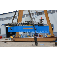 Rolling Shutter Cold Forming Machine