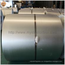 Metal Roofing Tile Usado 55% de aluminio-aleación de zinc recubierto 914 Aluzinc Hoja