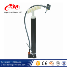 Alibaba mtb floor pump/best road bike pump/bike tire inflator air compressor