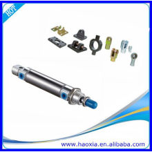 Cilindro de aire mini neumático de acero inoxidable