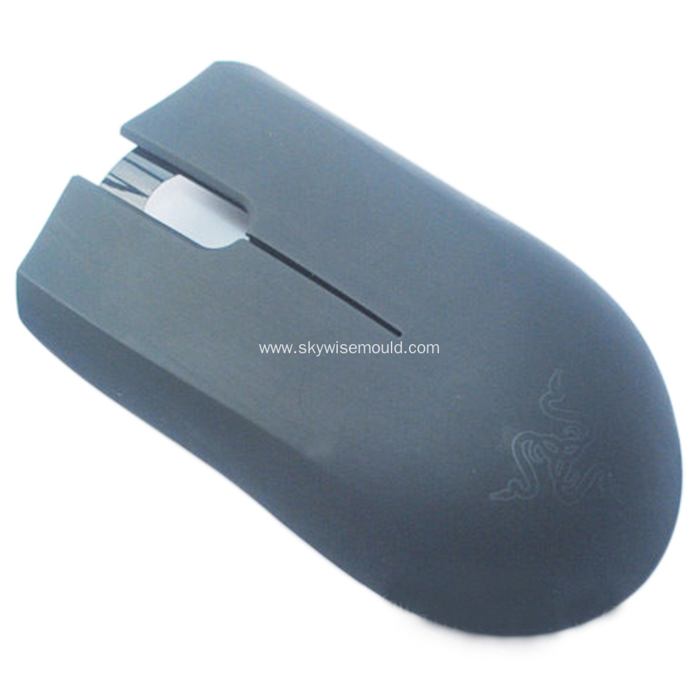 Computer mouse housing plastic injection mould