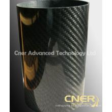 Tipo de suministro de pedido a medida Polos de telescopio de fibra de carbono grandes Skype: zhuww1025 / WhatsApp (móvil): + 86-18610239182