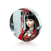 Customized Magnetic Acrylic Display for Photos, Clear Acrylic Display