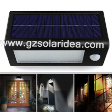 Outdoor IP65 3.5W Solar Motion Wall Light
