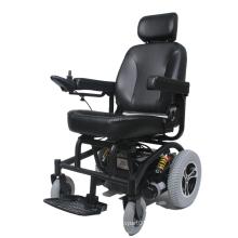 Fauteuil roulant avec siège amortisseur