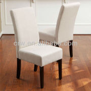 RCH-4067-2 wooden dining chair upholstery dining chair fabric covered dining chairs