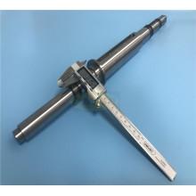 Taladros de husillo y adaptadores de rueda Mecanizado de herramientas de eje