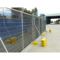 Temporary Fencing for Constructions