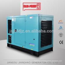 Дождь-доказательство Электрический генератор дизельный мощность комплекта 50 кВт с двигателем 4BTA3 CUMMINS.9-Г2