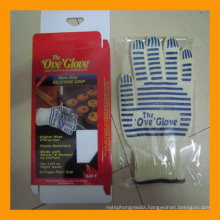 Heat Resistant BBQ Silicone Grill Gloves