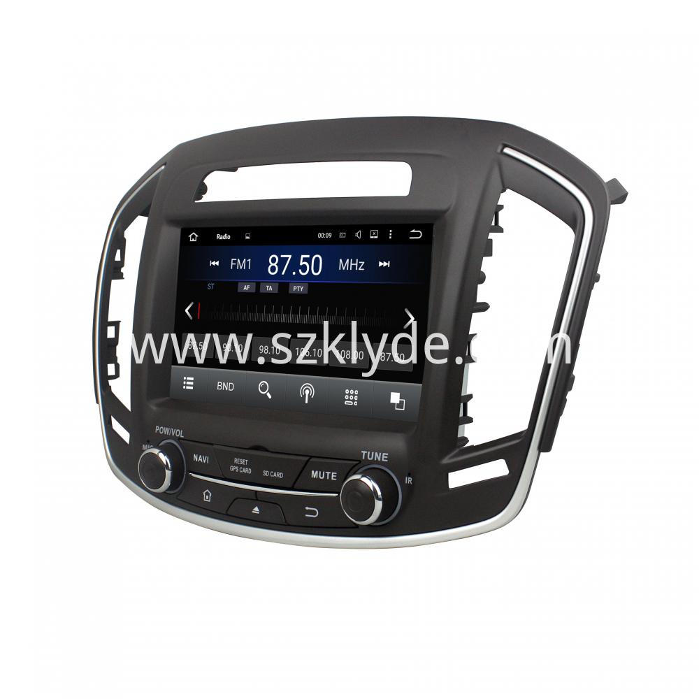 8 Inch 2014 Opel Insignia Android 6 0 In Dash Radio