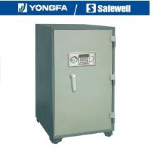 Yongfa 127cm altura Ald panel Electronic incombustible caja fuerte con mango