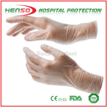 Henso Hospital Vinyl Examination Gloves