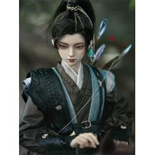 Boneca BJD Chang Qing Boy 62 cm com articulação esférica
