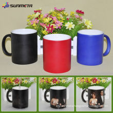 11oz Sublimation Magic Color Changing Mug At Low Price Wholsale