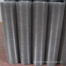 Hot Dipped Galvanized After Welding Welded Iron Wire Mesh