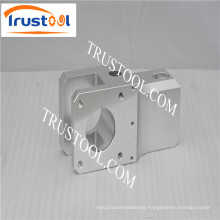 Valve Part CNC Machining Hydraulic Valve Block
