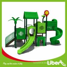 Liben Play GS-zertifiziert Plastic Outdoor Spielplatz Ausrüstung von Woods Serie LE.SL.002