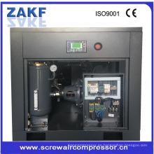 Compresor de aire del tornillo del espolón de la maquinaria del bajo costo 110KW usado en industrial