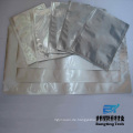 Custom Printed Laminierte Zip-Lock-Aluminiumfolie Tasche / Laminierfolie