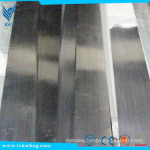 EN10272 thickness 4mm hot rolled and pickled 316L Stainless Steel Flat Bar