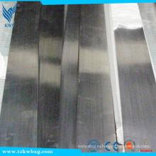 Нержавеющая сталь 316 плоский брусок и горячее цинкование