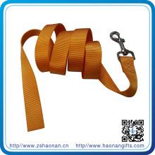 Пользовательские собака поводок с ошейником, и металл собака крюк для охотничьей собаки