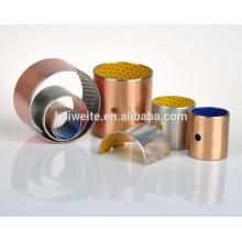 Bimetal aço volta cooper liga bucha Bi-metal bronze Bush