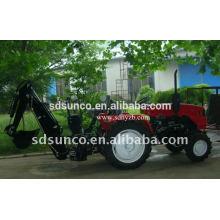 Rétrocaveuse pour l'agriculture Utilisation foton tracteur \ tacos tactror \ dongfeng