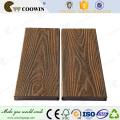 Anti-slip anti-scratch solid high strength composite flooring outdoor