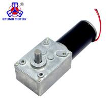 Motor da engrenagem de sem-fim da CC de 12v 24v para a cadeira de rodas